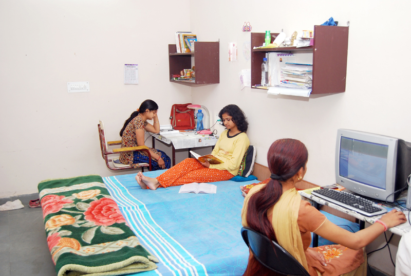 PinkCity Royals Hostels Manthan Girls Hostel Mansarovar