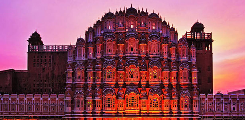 Image result for hawa mahal jaipur